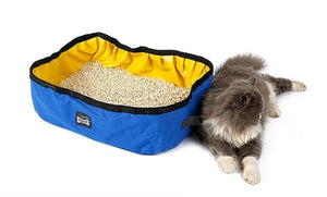 Cat Litter Box Portable Durable
