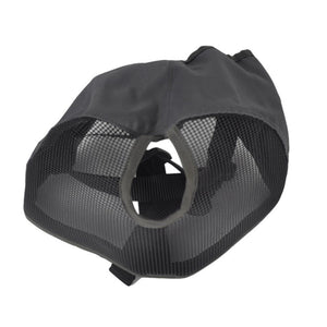 Breathable Dog Muzzle Nylon Mesh