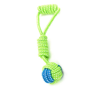 Pet Toy Playing Rope Ball