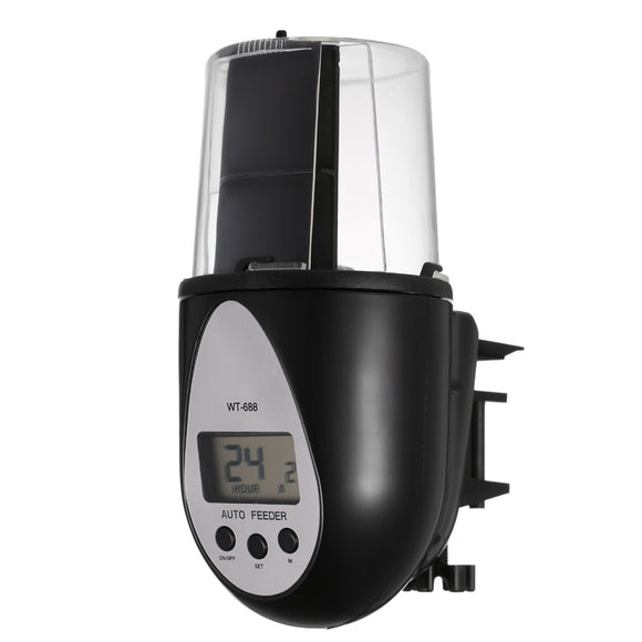 Electric  Automatic Fish Feeder