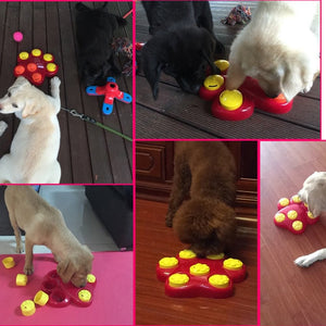 Dog Puzzle Food Toy Large