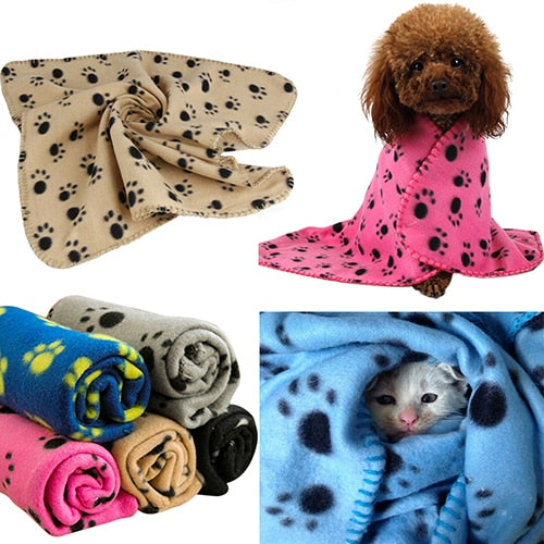 Pet Winter Blanket Warm & Bed Mats