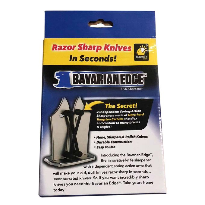 Bavarian Kitchen Edge Cutter Sharpens Hones and