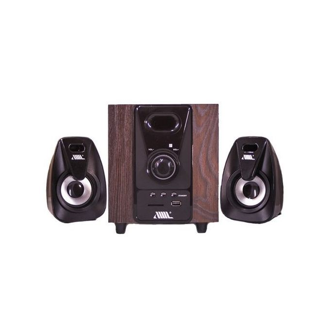 Dml Subwoofer E800 et 2 Enceinte - USB - Bluetooth - CarteSD
