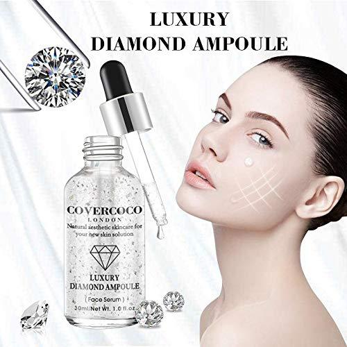 LUXURY DIAMOND AMPOULE - FACE SERUM - COVER COCO - e-Morocco Mall