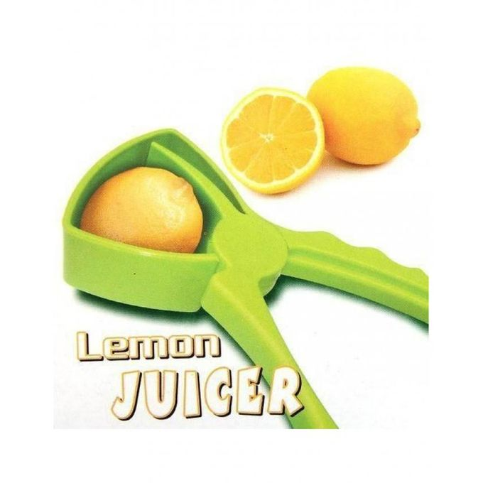Lemon Lime Squeezer & Juicer The Ultimate Manual Press For Fresh Citrus Fruit Heavy Duty & Easy To Squeeze Easy To Clean Sturdy & Durable Long Lasting
