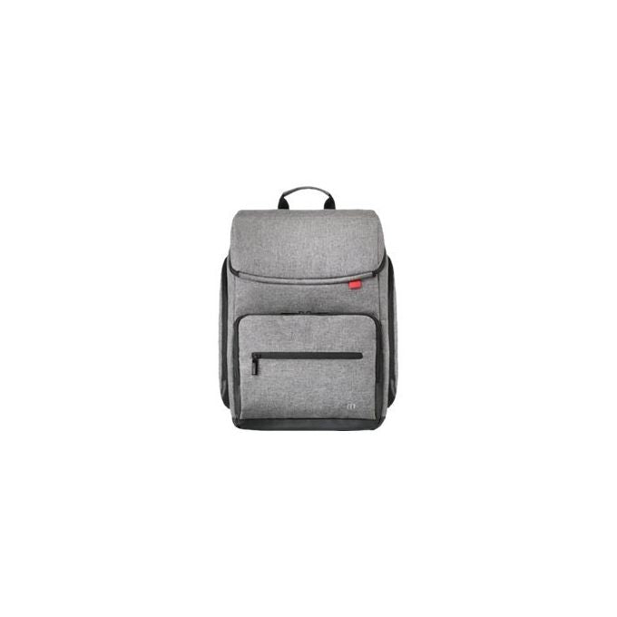 Mobilis Mobilis Trendy Backpack Up 14-16'' Grey