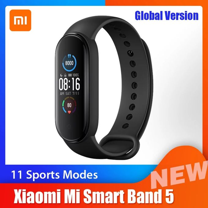 XIAOMI Mi Band 5 Smart Bracelet Bluetooth 5.0
