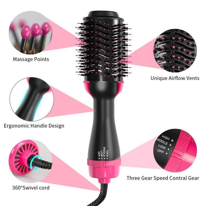 Brosse Soufflante One Step