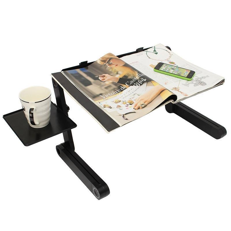 TABLE AJUSTABLE - PC, TABLETTE, MAGAZINE
