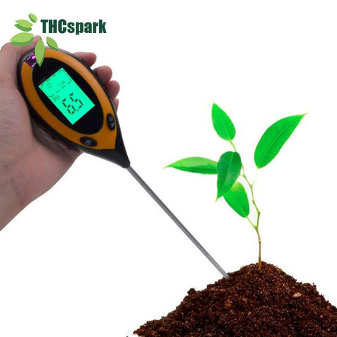 THCspark Grow Meter Thermometer 4 in 1