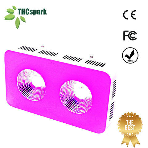THCspark COB2 600w Indoor planting LED Grow Light