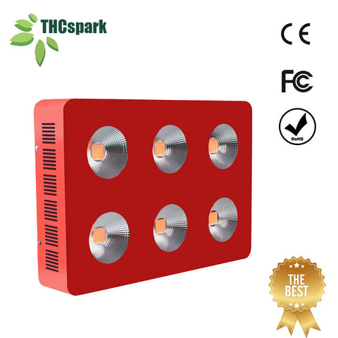 THCspark COB4 1800w Indoor planting LED Grow Light
