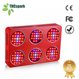 THCspark T6 1200w Indoor planting LED Grow Light