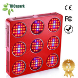 THCspark T9 1800w Indoor planting LED Grow Light