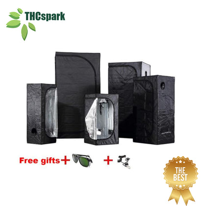 THCspark grow tent for indoor planting 80/100/120/150/240/300
