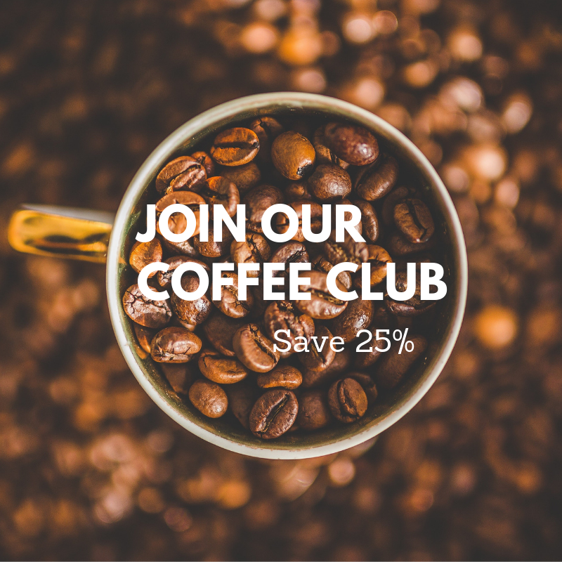 coffee club coffee subscription