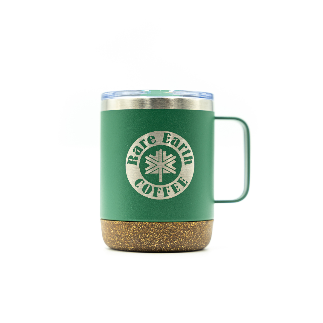 Dark Green 12oz Explorer Mug