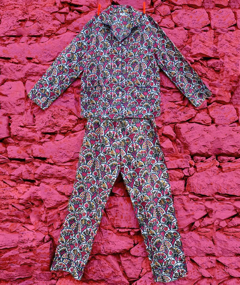 Pyjama Enfant Arabesques