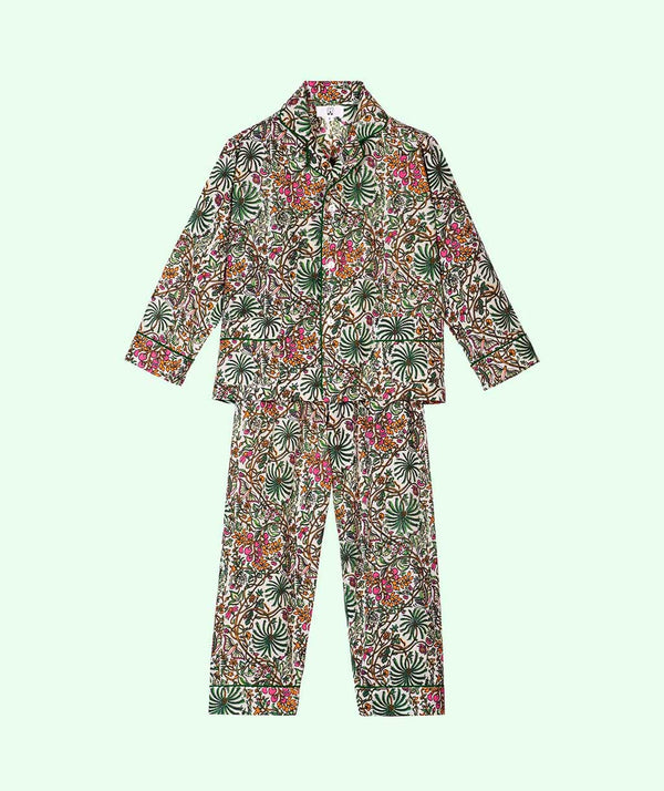 Pyjama Enfant Tropical