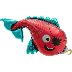 Pirate Fish Balloon