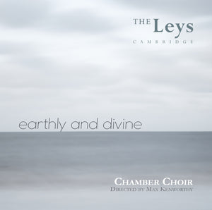 Leys Chamber Choir CD