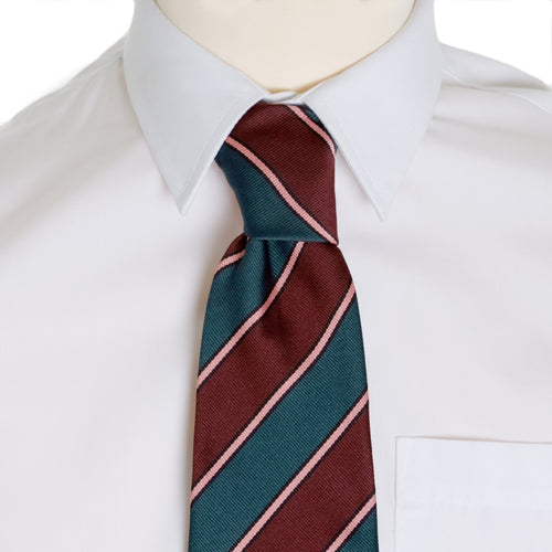 OL Silk Striped Tie