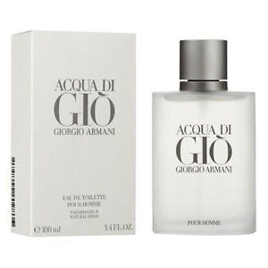 Acqua Di Gio Edt 3.4oz Spray