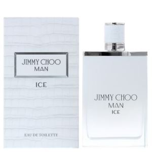 Jimmy Choo Man Ice Eau De Toilette Spray 3.3oz