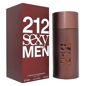 212 Sexy Men Edt 3.4oz Spray
