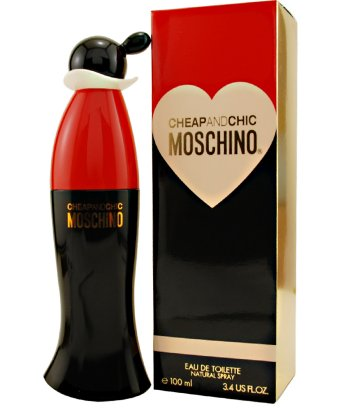 Moschino Cheap & Chic Women Edt 3.4oz Spray