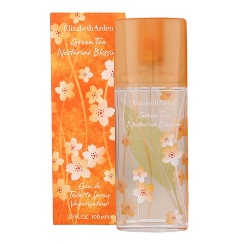 Green Tea Nectarine Blossom Edt 3.3 oz Spray