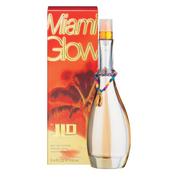 J.Lo Miami Glow Edt 3.4oz Spray