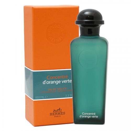 Hermes Eau D'Orange Verte Concentrate Edt 3.4oz Spray