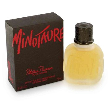 Paloma Picasso Minotaure Men Edt 2.5oz Spray