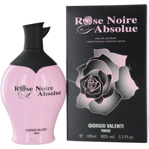 Rose Noire Absolu For Women Edp 3.4oz Spray