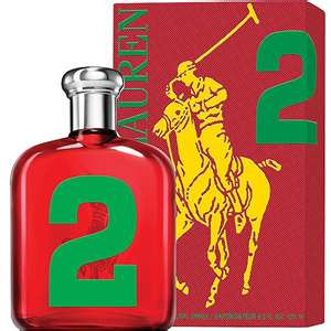 Big Pony # 2 Red Men Edt 4.2oz Spray