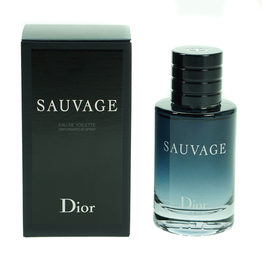 Sauvage For Men Edt 2oz Spray