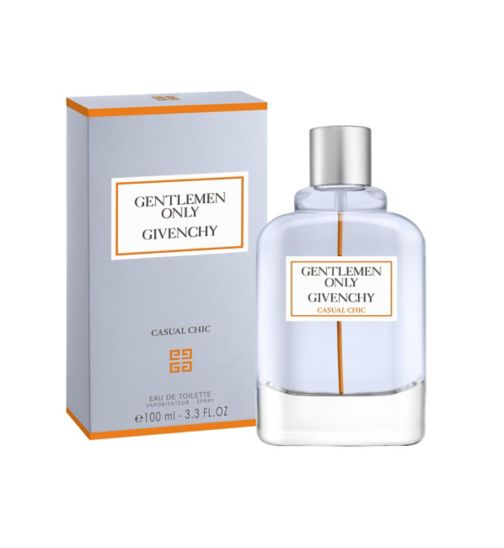 Givenchy Gentlemen Only Casual Chic Edt 3.4oz Spray