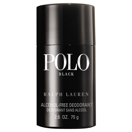 Polo Black Men Deodorant Stick 2.6oz