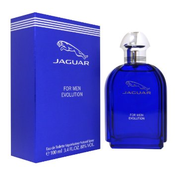 Jaguar Evolution Men Edt 3.4oz Spray