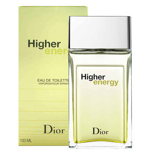 Dior Higher Energy Men Edt 3.4oz Spray