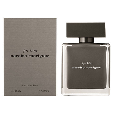 Narciso Rodriguez Men Edt 3.4oz Spray