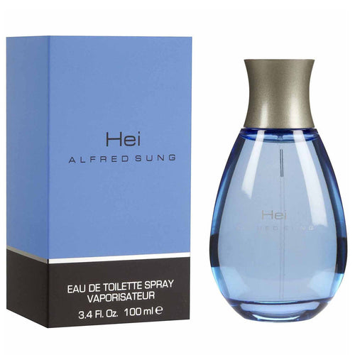 Alfred Sung Hei For Men Edt 3.4oz Spray