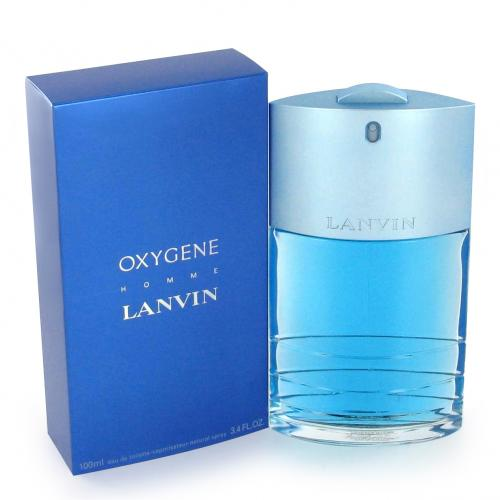 Oxygene Homme by Lanvin Edt 3.4 oz Spray