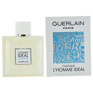 Guerlain L'Homme Ideal Cologne Edt 3.3 oz Spray