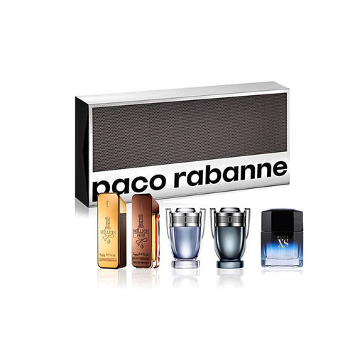 Mini Set Paco Rabanne For Men 5 pc