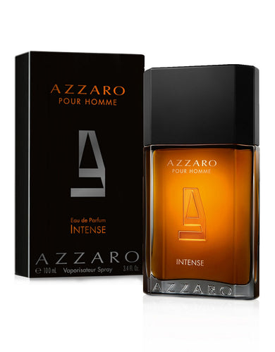 Azzaro Intense Pour Homme Edp 3.4oz Spray