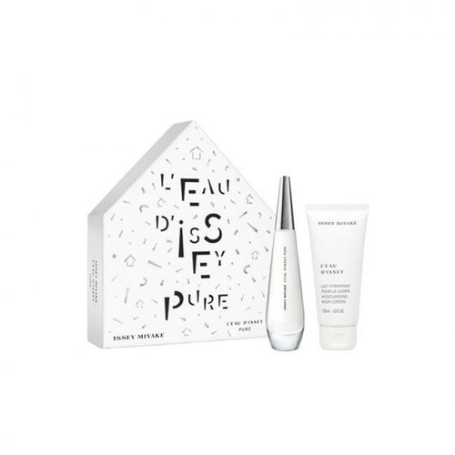 Set Miyake Pure 2 pc Edt 1.6oz Spray
