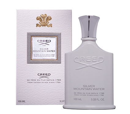 Creed Silver Mountain Water Unisex Edp 3.3oz Spray
